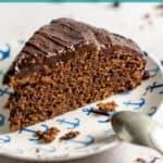 Sugar free chocolate Cake New - pinterest