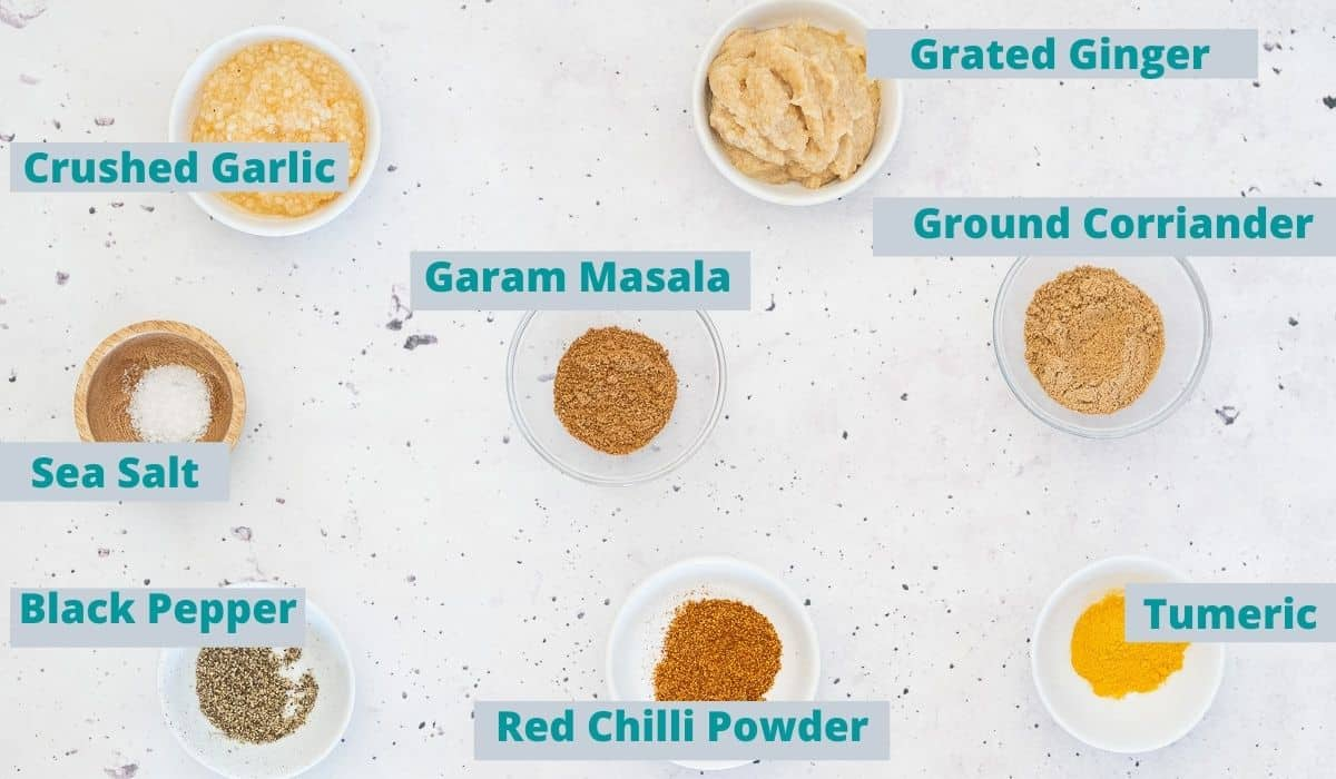 spices for kerala beef curry