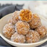 Apricot bliss Balls Makeover - pin
